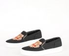 Tiger Embroidered Slip On