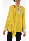 Fendi Silk Blouse With Bow