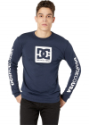 Square Star Long Sleeve T shirt