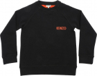 Japanese Dragon Crewneck Sweatshirt In Black