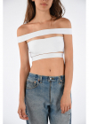 Stretch Banded Crop Top
