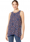 Double Layer Trapeze Tank Top