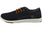 Scout Casual Trainers In Navy Gold