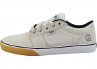 Barge Ls Skate Trainers In White Navy