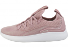 Factor Fashion Trainers In Mauve White