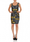 Moschino Capsule Collection Pixel Dress
