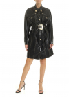 Versace Jeans Couture Dress In Eco leather