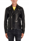 Leather Outerwear Jacket