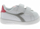 Game P Td Sneakers In White And Pink