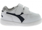 Playground Td Sneakers In White And Blue