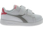 Game P Ps Sneakers In White And Pink