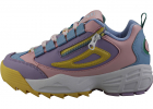 Disruptor 3 Zip Platform Trainers In Pink Multicolour