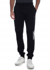 Trousers In Black With Front Logo