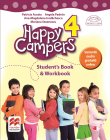 Happy Campers. Student s Book And Workbook   Clasa 4   Patricia Acosta