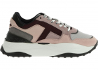 Sneakers In Shades Of Pink