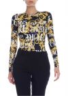 Versace Jeans Couture Body In Black
