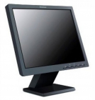 Monitor 15 Inch Lcd  Ibm L151p  Black