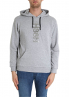 Grey Sweatshirt With N98h Logo