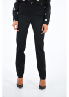 Couture Single Pleat Straight Pants