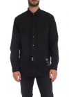 Versace Jeans Couture Shirt In Black