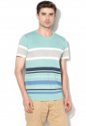 Tricou Regular Fit Cu Dungi