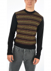 Cashmere And Virgin Wool Jumper