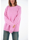 Couture Virgin Wool Cashmere Sweater