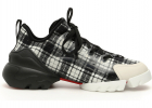 Tartan D connect Sneakers