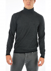Couture Virgin Wool Jumper