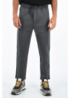 Piping Jogger With Coulisse