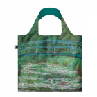 Tote Bag   Claude Monet   The Japanese Footbridge