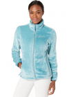 Heather Butter Pile Jacket