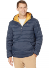Quilted Popover Hooded Jacket