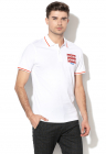 Tricou Polo Slim Fit Foni