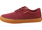 Stacks Vulc 2 Casual Trainers In Wine