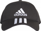 Six panel Classic 3 stripes Cap