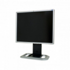 Monitor 19 Inch Lcd Hp Lp1965  Silver & Black