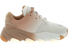 Extasy Sneakers In White And Pink