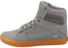 Aluminum Casual Trainers In Charcoal