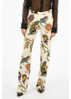 Etro Wool Embroidered Pants