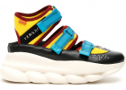 Chain Reaction Cut out Sneakers