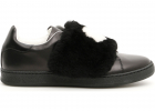 Thalie Sneakers With Fur