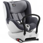 Scaun auto Britax Dualfix I-SIZE  recomandat copiilor intre 0 - 4 ani  Storm Grey