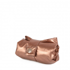 Tote Bag   Metallic Matt   Rose Gold