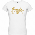 Tricou Gold Bride
