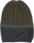 Emporio Knitted Rapper Hat