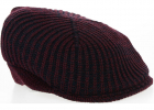 Emporio Knitted Flat Cap