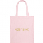 Tote Bag   Pretty In Pink