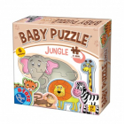 Puzzle Baby Jungle 2+