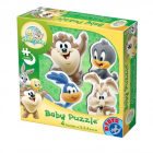 Puzzle Baby Looney Tunes Green 2+